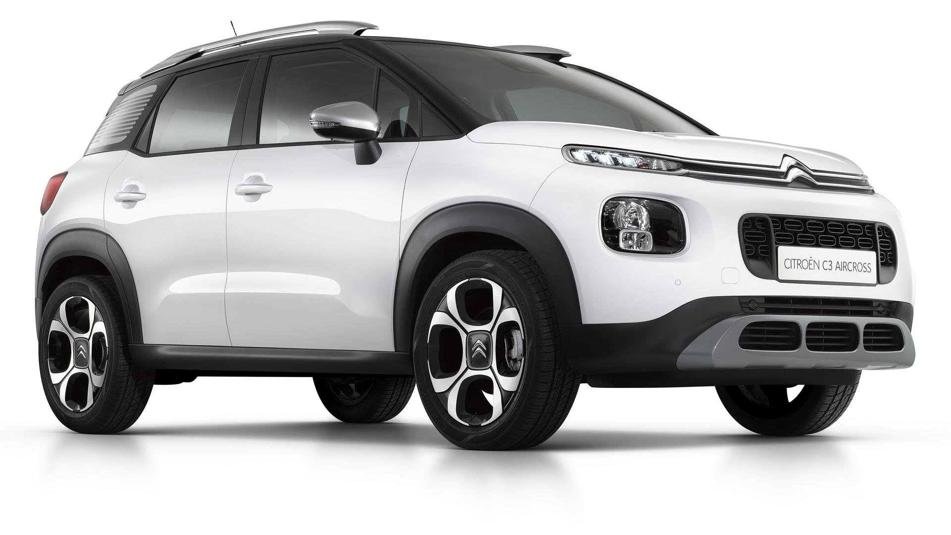 citroen c3 aircross 1 2 puretech eat6 shine ncelemesi. Black Bedroom Furniture Sets. Home Design Ideas