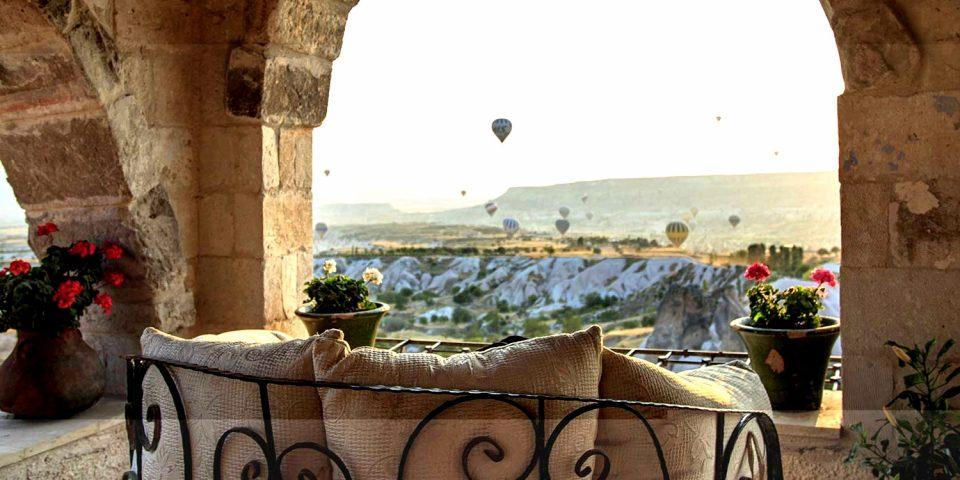 kapadokya manzarası, sonbaharda gezilecek yerler, ekimde gezilecek yerler
