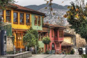 Bursa sokak ve caddeleri