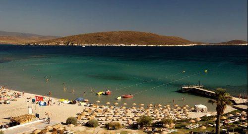 Alaçatı Çark Plajı