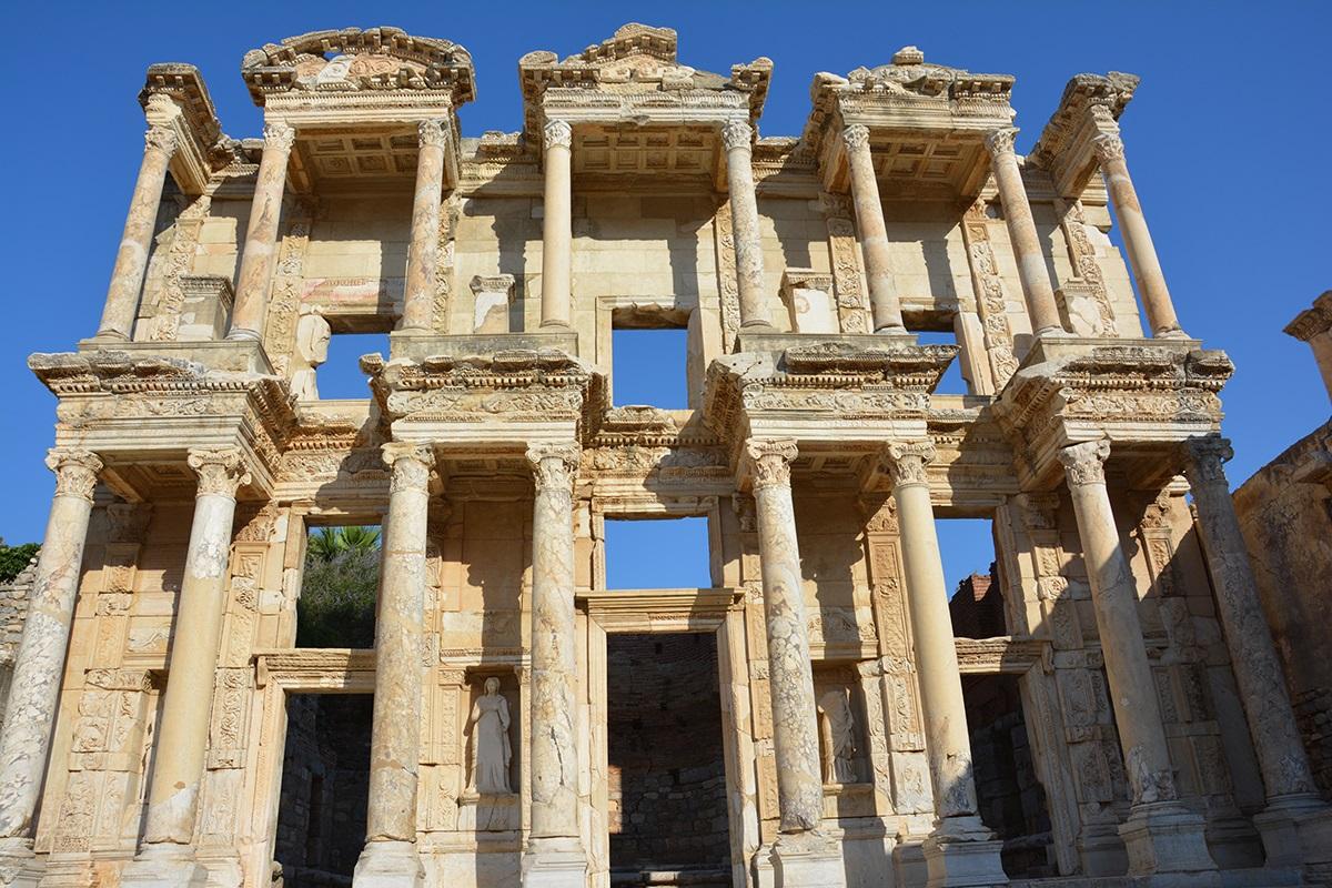Türkiye'de görülmesi gereken yerler, efes antik kenti