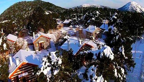 Manisa Spil Dağı