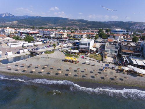 İzmir Güzelbahçe sahilleri