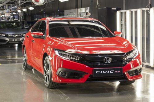 Honda Civic Sedan RS