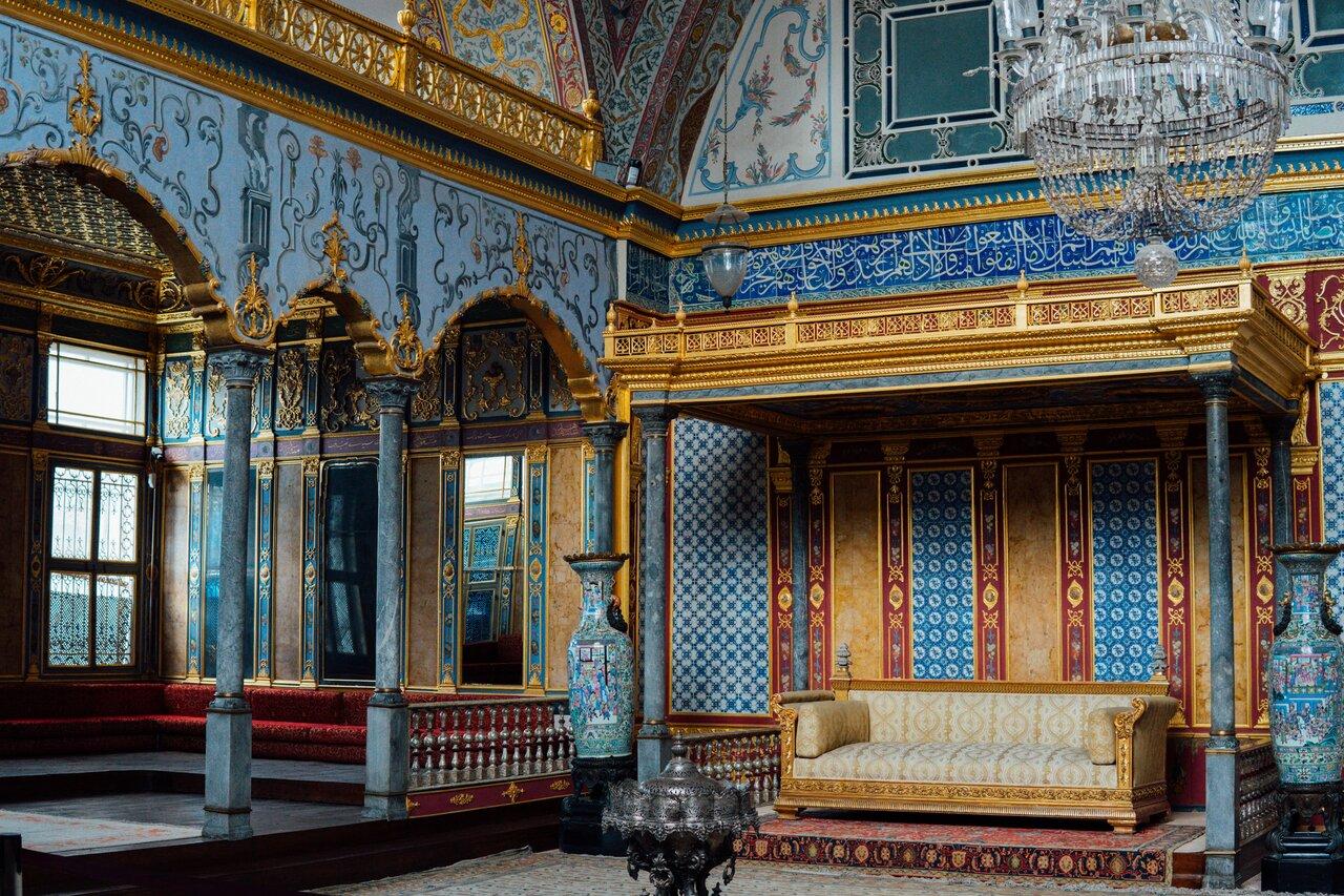 Türkiye'de görülmesi gereken yerler, topkapı sarayı