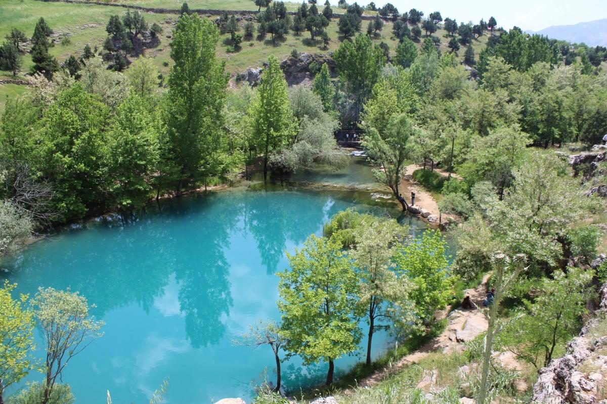 Türkiye'de Görülmesi Gereken Yerler, Yeşilgöz Obruğu