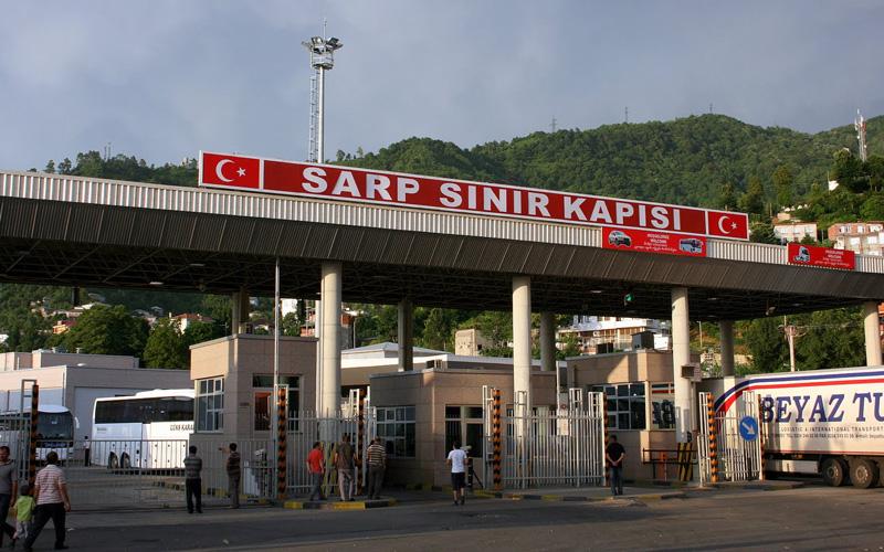 vizesiz gidilecek yerler, gürcistan kimlikle geçiş, batum sınır, sarp sınır kapısı