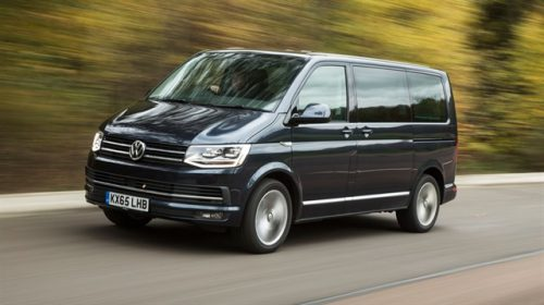 Volkswagen Caravelle Görselleri