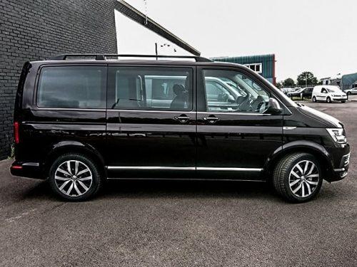 Volkswagen Caravelle Siyah