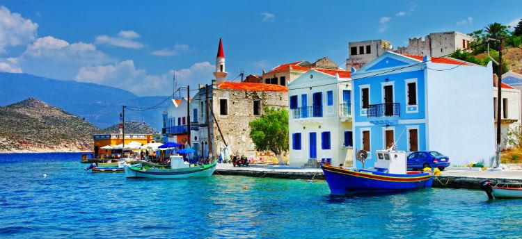 Rodos Adası Fotoğrafları