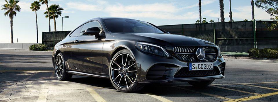 Mercedes - Benz C200 Coupe 4MATİC 2019