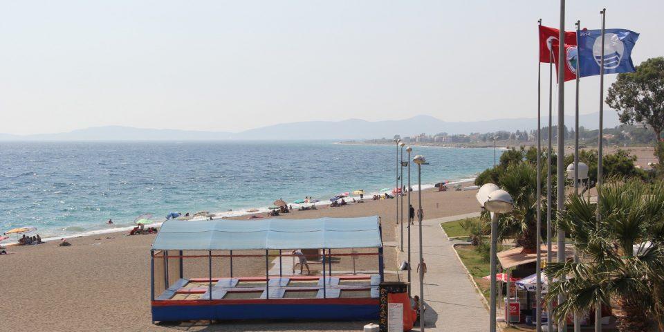 İzmir Menderes Sahili Hakkında