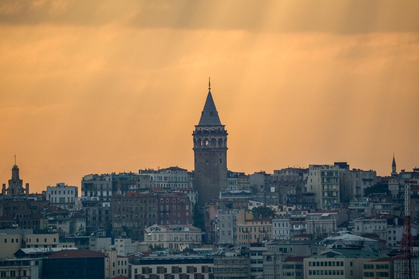 Manzara Fotoğrafçı Çekilecek Yerler, Galata Kulesi, İstanbul