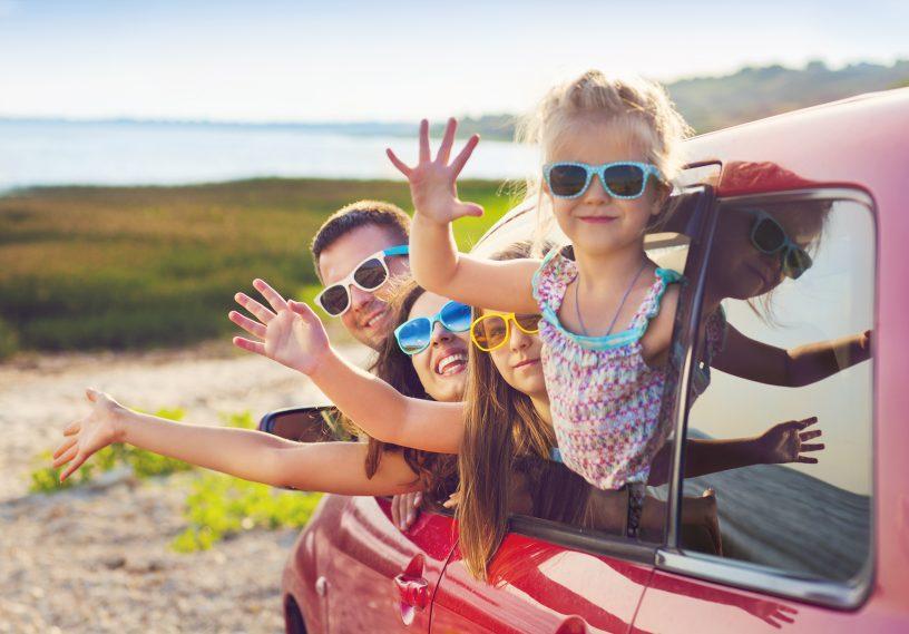 30 Ağustos Zafer Bayramı'nda Gezilecek Yerler, tatile çıkan aile