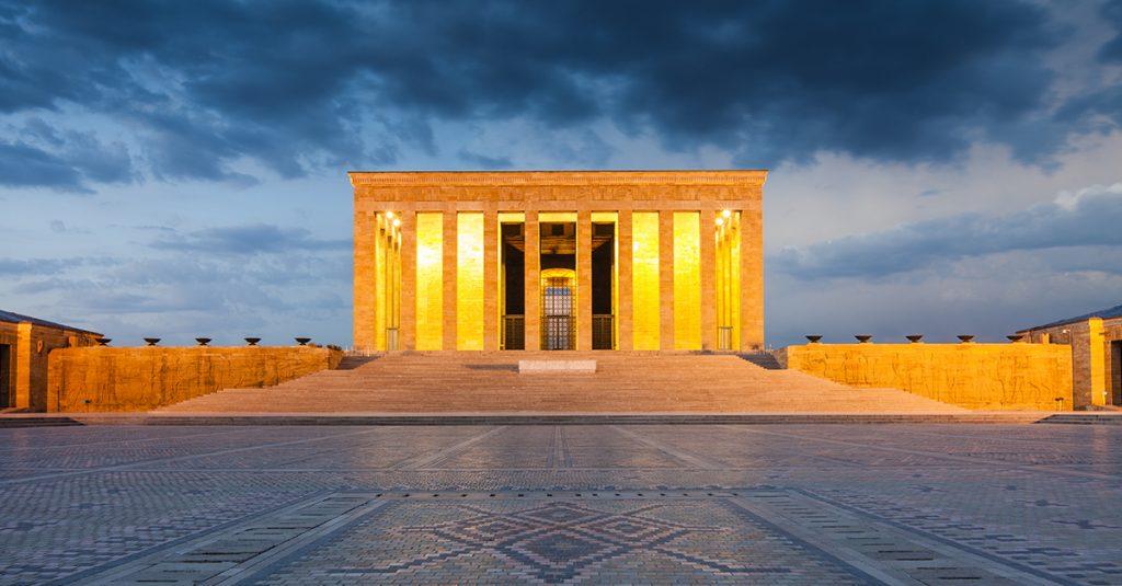 30 Ağustos Zafer Bayramı'nda Gezilecek Yerler, anıtkabir,  akşam