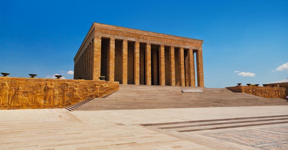 anıtkabir gezisi, mozole, atatürk anıt mezar, mezar odası