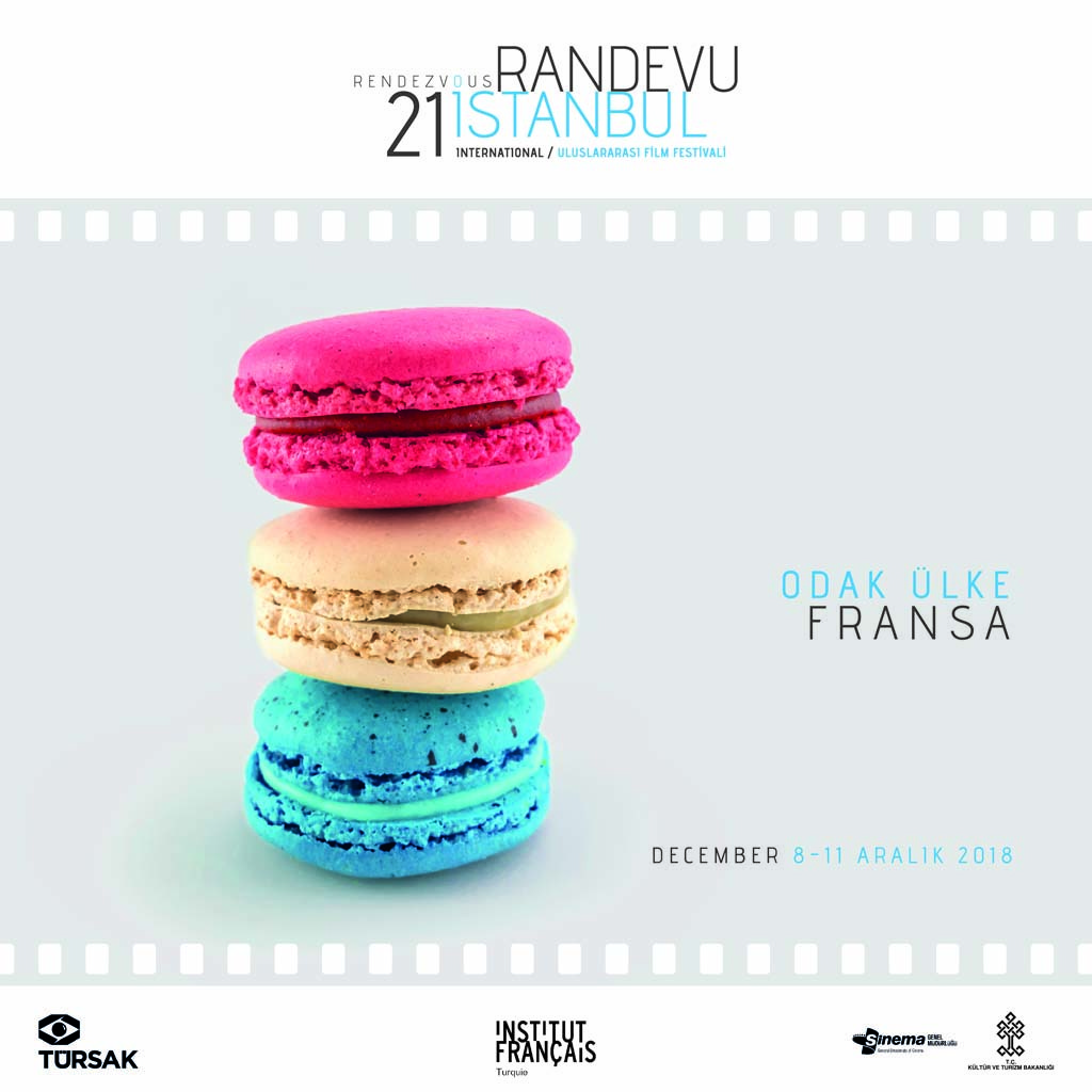 Randevu İstanbul Film Festivali Afişi