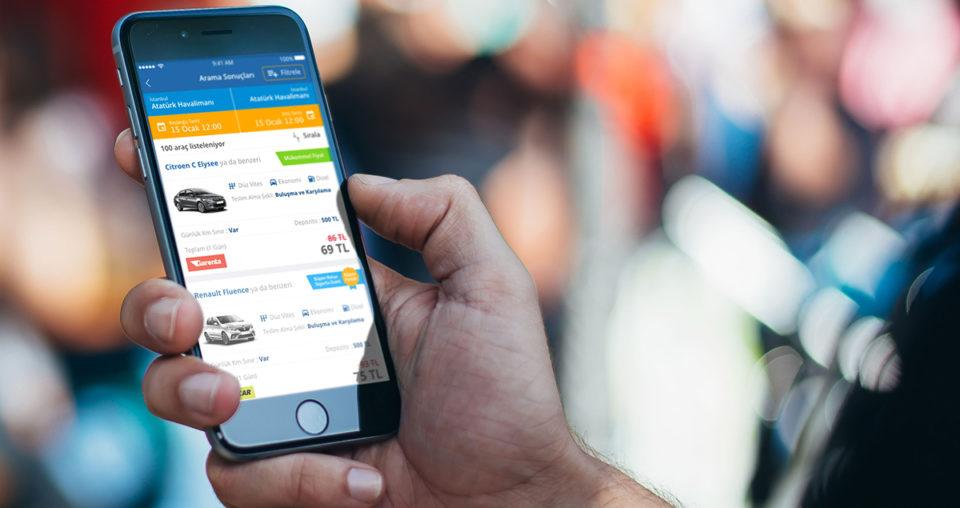 yolcu360 mobil uygulamamız