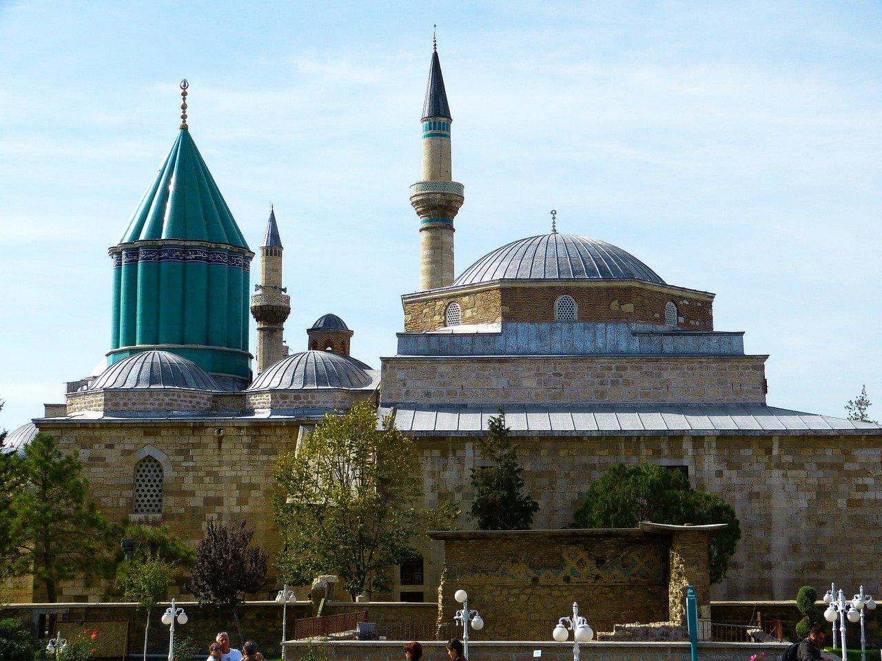 türkiye'de görülmesi gereken yerler, mevlana müzesi