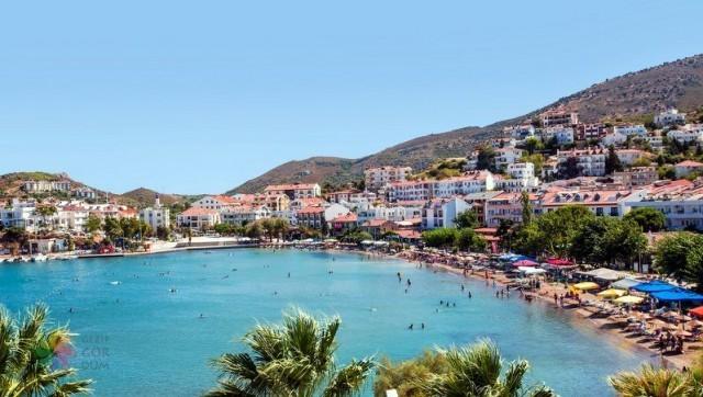 datça gezilecek yerler, sahil, kumsal, marina, Türkiye'de görülmesi gereken yerler