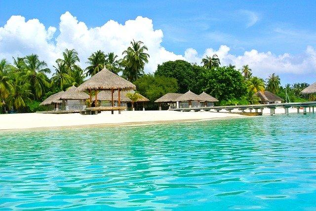maldivler plajı, vizesiz gidilecek yerler