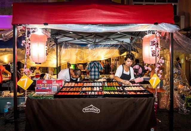 phuket sokak yemegi, street food