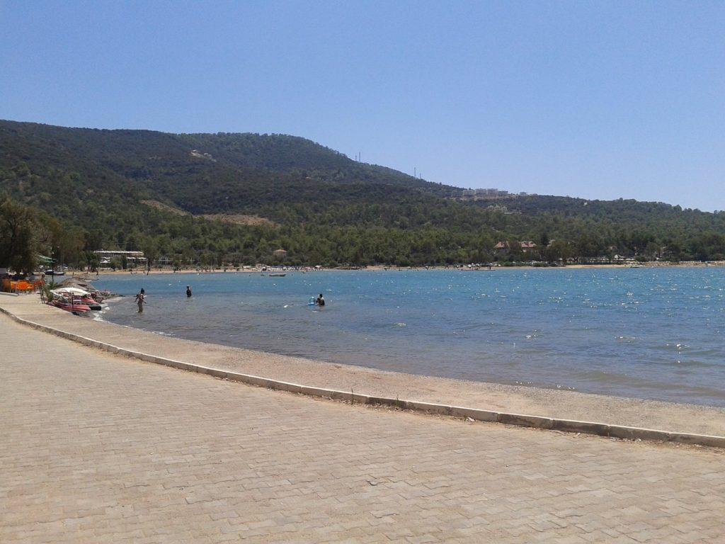 Akbük Halk Plajı Türkiye'nin En Güzel Plajları