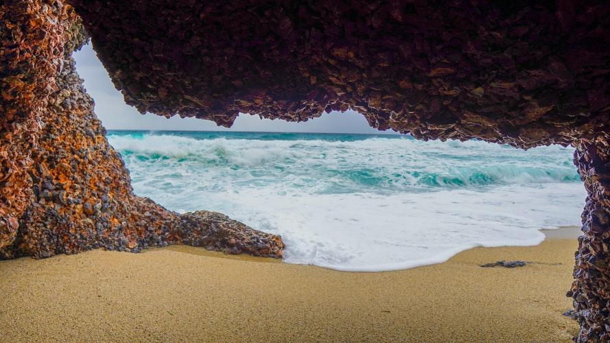 antalya alanya kleopatra plaji