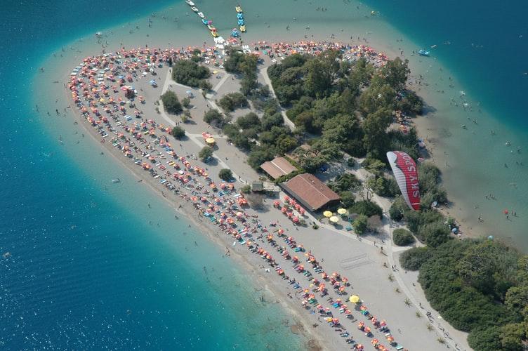 Türkiye'nin En Güzel Plajları ölüdeniz