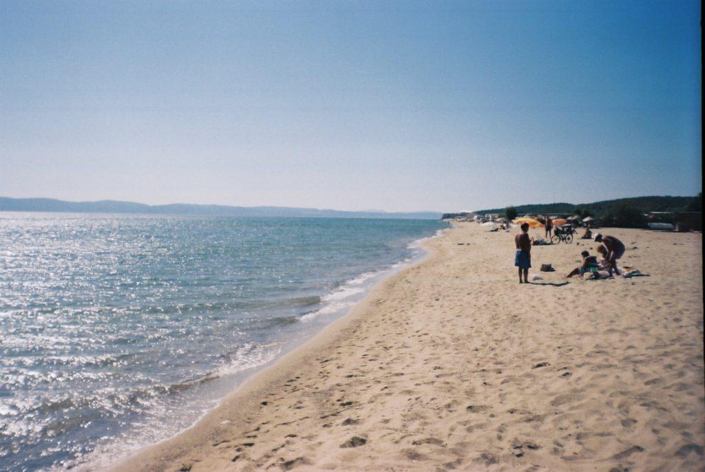 Türkiye'nin En Güzel Plajları sarimsakli plaji