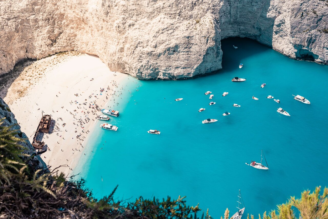 Ağustos ayında gezilecek yerler, Zakynthos, Zakintos