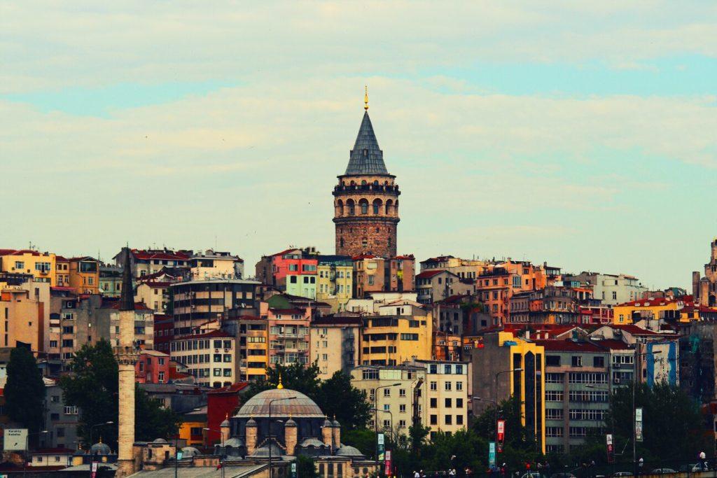 istanbul galata kulesi, bayram tatilinde gezilecek yerler