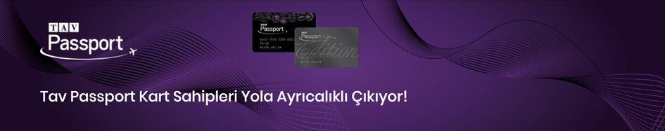 tav passport kart yolcu360 araç kiralama kampanyası
