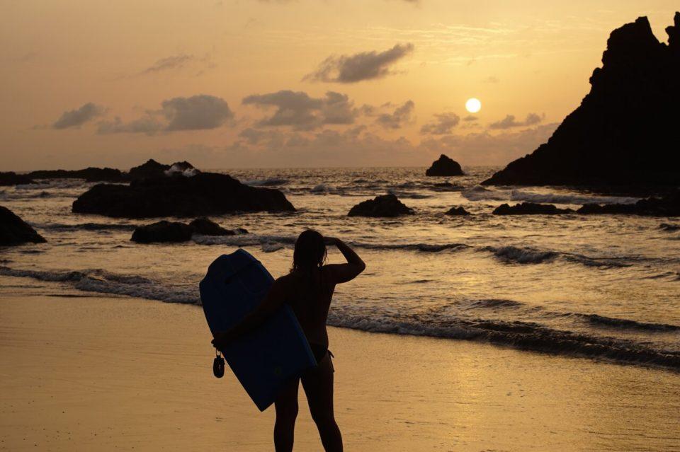Tenerife gezilecek yerler, tenerife plajı, sörf