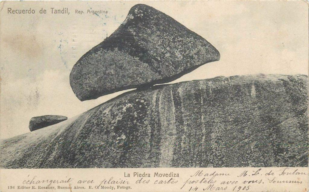 dünyada yer çekimi olmayan yerler, davasko kayası