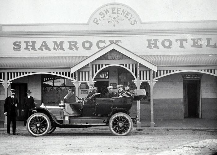 ford model t, eski foto, tarihi ve özellikleri