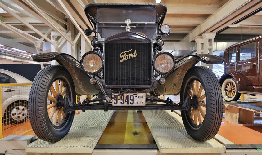 Ford Model T, Tin Lizzie