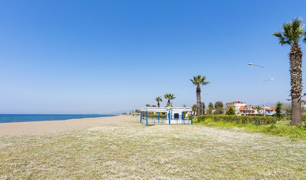 Dikili, İzmir, Plaj, sahil manzarası