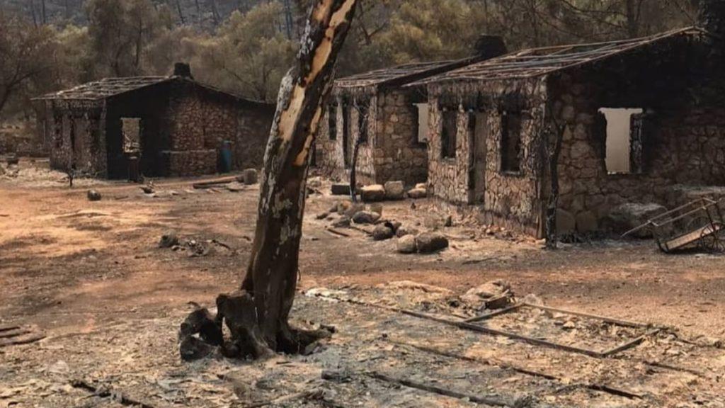 Mandıra Filozofu filminin çekildiği taş ev