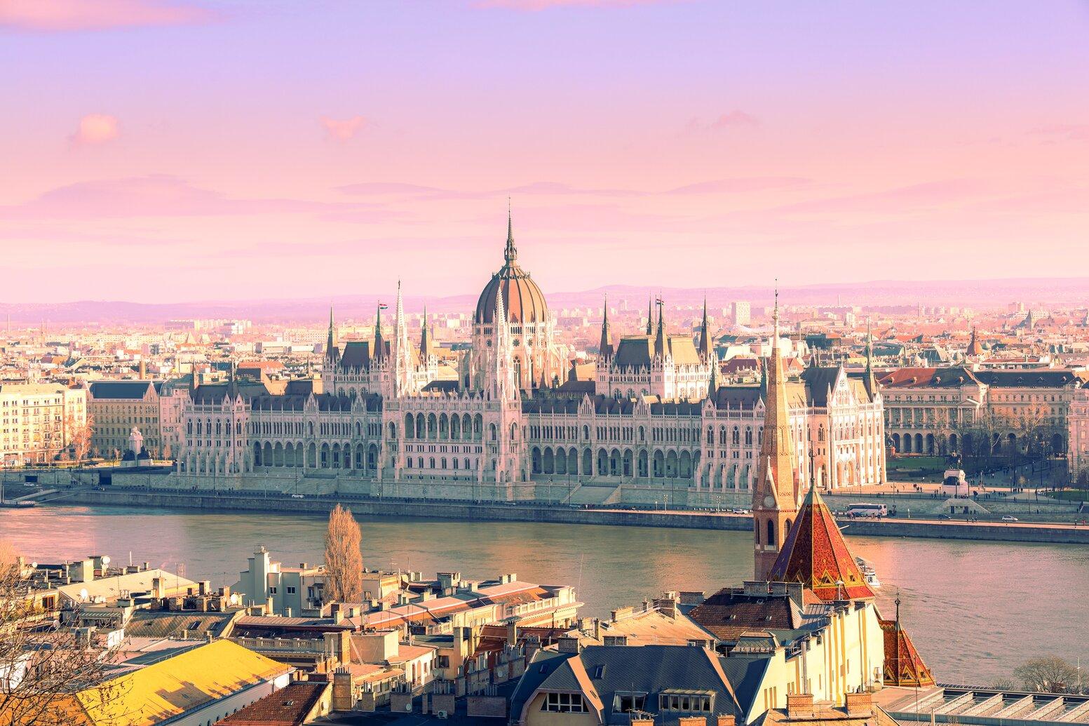 budapeşte, parlamento binası, tuna nehri