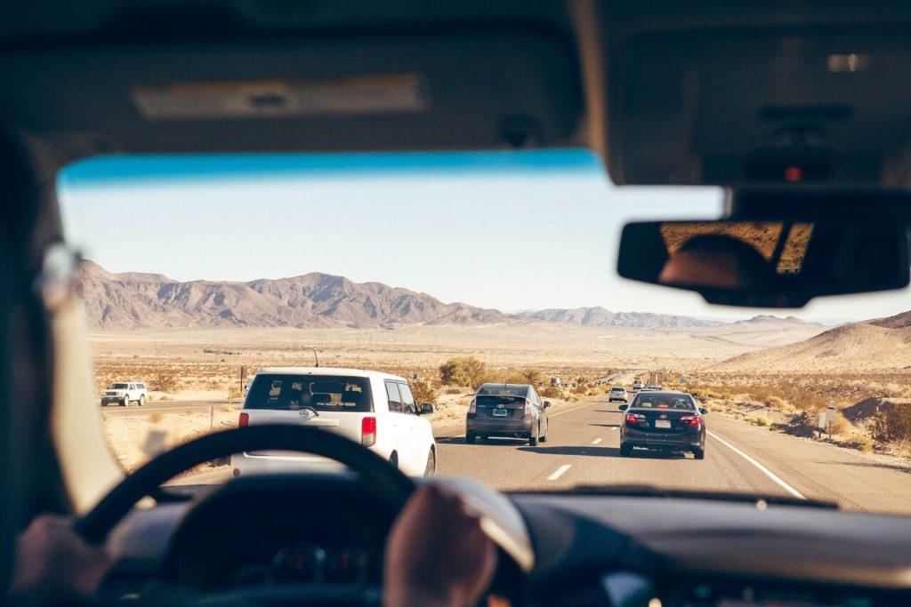 konya araba sürme yerleri, manzaraya karşı araba kullanmak