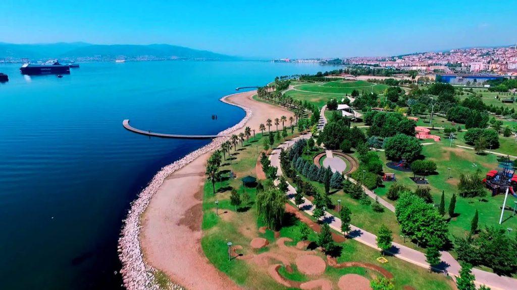 seka park, liman, kocaeli gezilecek yerler
