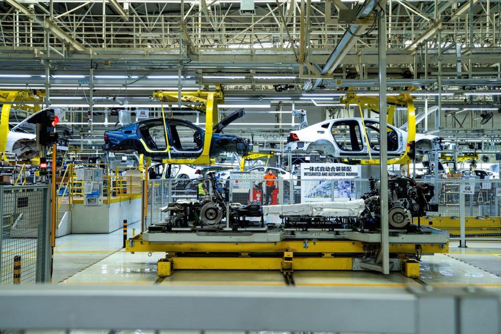 Volvo'dan İklim Nötr Fabrika, otomobil fabrikası