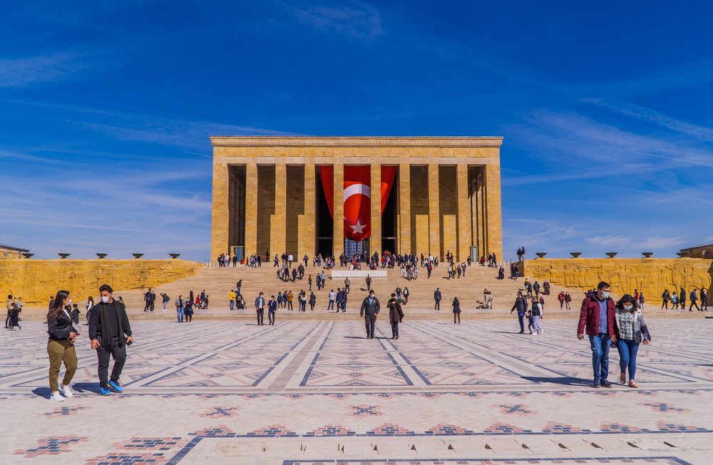 anıtkabir gezisi, anıtkabir gezilecek yerler