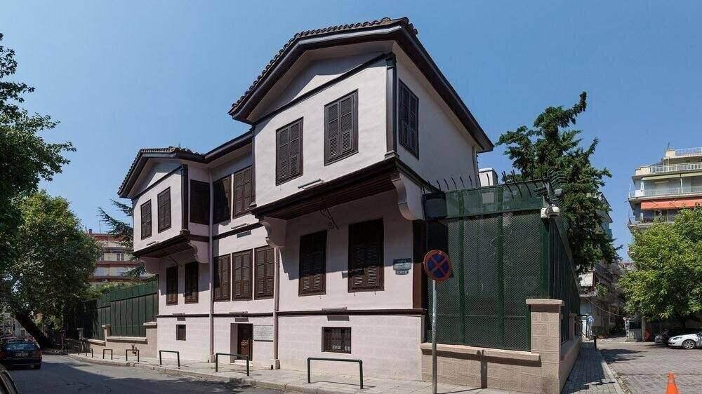 selanik'teki atatürk evi, 29 ekim gezilecek yerler