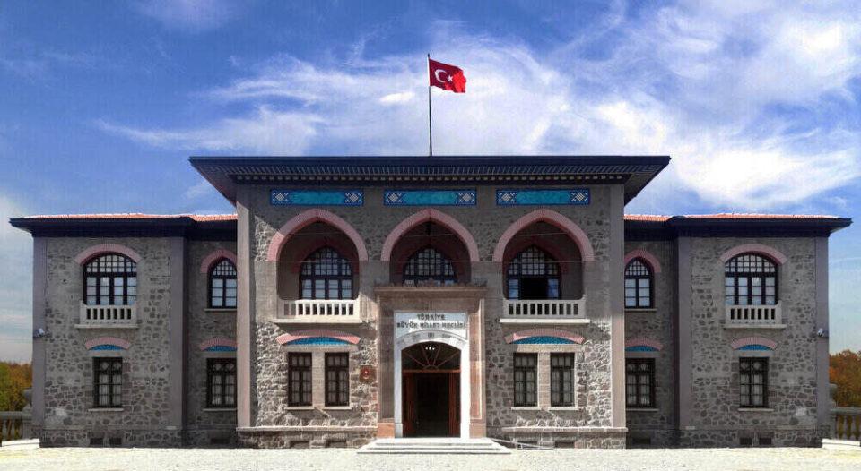 Türkiye Büyük Millet Meclisi Binası (TBMM), 29 ekim gezilecek yerler