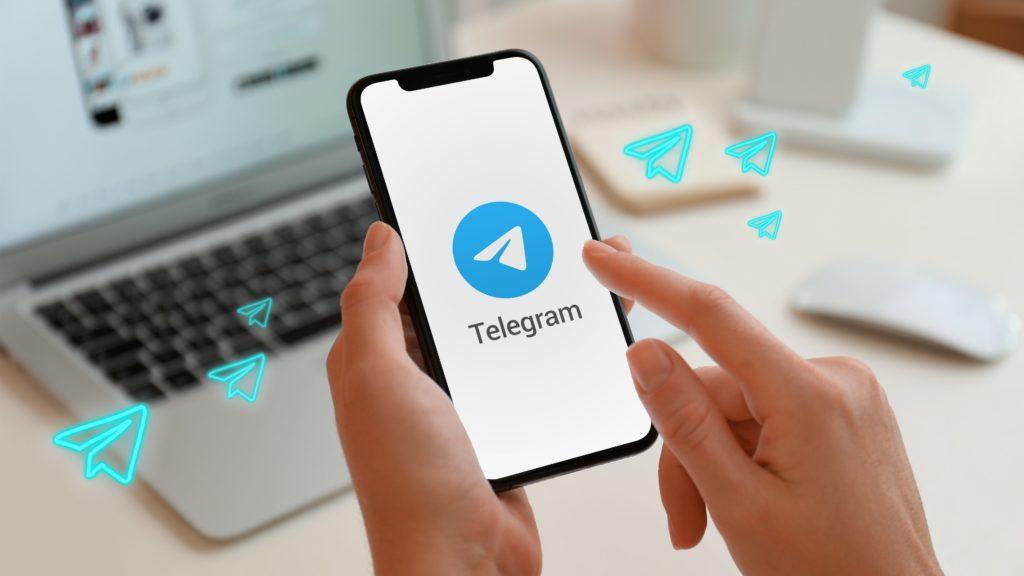 telegram özellikleri